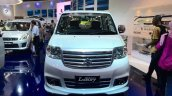 Suzuki APV Luxury at the 2014 Indonesia International Motor Show front