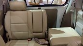 Suzuki APV Luxury at the 2014 Indonesia International Motor Show rear seat
