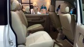 Suzuki APV Luxury at the 2014 Indonesia International Motor Show rear seats