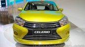 Suzuki Celerio front at the Indonesia International Motor Show 2014