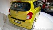Suzuki Celerio rear three quarters at the Indonesia International Motor Show 2014