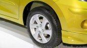 Suzuki Celerio wheel at the Indonesia International Motor Show 2014