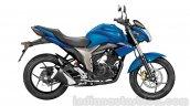 Suzuki Gixxer Side Blue