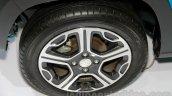 Suzuki Hustler alloy wheel at the 2014 Indonesia International Motor Show