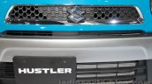Suzuki Hustler grille at the 2014 Indonesia International Motor Show