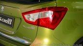 Suzuki SX-4 S-Cross taillamp at the Indonesia International Motor Show 2014