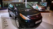 Tata Aria AT A-Tronic at the 2014 Indonesia International Motor Show front quarters