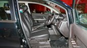 Tata Aria AT A-Tronic at the 2014 Indonesia International Motor Show front seat