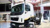 Tata Prima at the 2014 Indonesia International Motor Show front quarter