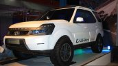 Tata Safari Storme Ladakh Concept front three quarter at the 2014 Nepal Auto Show