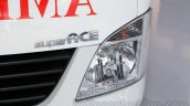 Tata Super Ace Ambulance at the 2014 Indonesia International Motor Show headlight