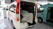 Tata Super Ace Ambulance at the 2014 Indonesia International Motor Show rear quarters