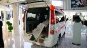 Tata Super Ace Ambulance at the 2014 Indonesia International Motor Show rear