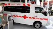 Tata Super Ace Ambulance at the 2014 Indonesia International Motor Show side