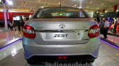 Tata Zest at the 2014 Indonesia International Motor Show rear