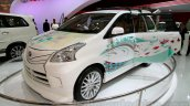 Toyota Avanza special edition front three quarters right at the 2014 Indonesian International Motor Show