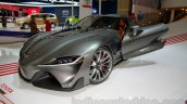 Toyota FT-1 concept front three quarters at the 2014 Indonesia International Motor Show