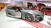 Toyota FT-1 concept front three quarters left at the 2014 Indonesia International Motor Show