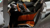 Toyota FT-1 concept interior at the 2014 Indonesia International Motor Show