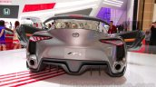 Toyota FT-1 concept rear fascia at the 2014 Indonesia International Motor Show