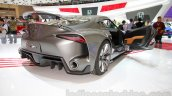 Toyota FT-1 concept rear three quarters left at the 2014 Indonesia International Motor Show