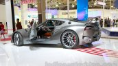 Toyota FT-1 concept side profile at the 2014 Indonesia International Motor Show