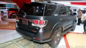 Toyota Fortuner 4X4 special Edition at the Indonesian International Motor Show 2014