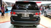 Toyota Fortuner 4X4 special Edition rear at the Indonesian International Motor Show 2014