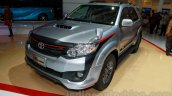Toyota Fortuner TRD Edition at the Indonesian International Motor Show 2014