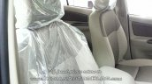 Toyota Innova Limited Edition front seats