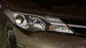 Toyota RAV4 headlamp at the 2014 Indonesia International Motor Show
