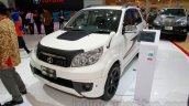 Toyota Rush TRD Sportivo at the 2014 Indonesia International Motor Show front quarter