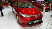 Toyota Vios TRD Sportivo at the 2014 Indonesia International Motor Show front quarter