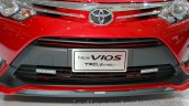 Toyota Vios TRD Sportivo at the 2014 Indonesia International Motor Show grille