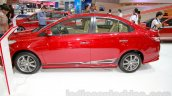 Toyota Vios TRD Sportivo at the 2014 Indonesia International Motor Show side