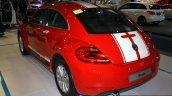 VW Beetle rear left three quarter at the 2014 Philippines International Motor Show
