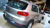 VW Tiguan rear three quarter at the 2014 Nepal Auto Show