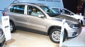 VW Tiguan side at the 2014 Nepal Auto Show