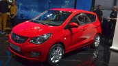 Vauxhall Viva front three quarters at the 2015 Geneva Motor Show