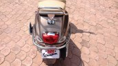 Vespa Elegante brown rear