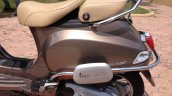 Vespa Elegante engine cover