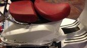 Vespa Elegante split seat white