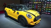 2014 Mini Cooper at the 2014 Paris Motor Show