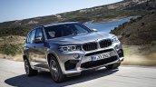 2015 BMW X5 M front quarter