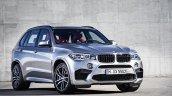 2015 BMW X5 M front quarters