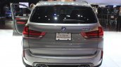 2015 BMW X5 M rear at the 2014 Los Angeles Auto Show