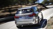 2015 BMW X5 M rear quarter