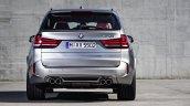 2015 BMW X5 M rear
