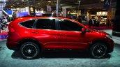 2015 Honda CR-V side at the Paris Motor Show 2014