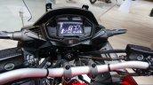 2015 Honda VFR800X Crossrunner dashboard at the INTERMOT 2014